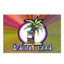 Island Cool... Postcards (Package of 8)