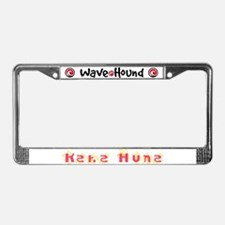 Kaha Huna License Plate Frame