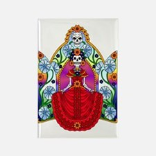 Cute All souls day Rectangle Magnet
