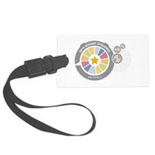 HOLIDAY2014 Luggage Tag