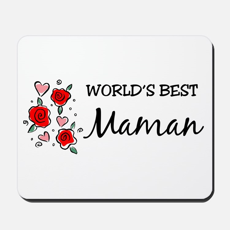 WB Mom [Persian] Mousepad
