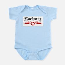 Rockstar Infant Bodysuit
