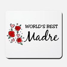 WB Mom [Norwegian] Mousepad