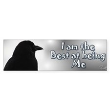 Best at Being m\Me Bumper Bumper Sticker