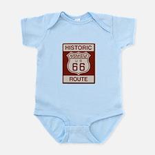 Amarillo Route 66 Body Suit