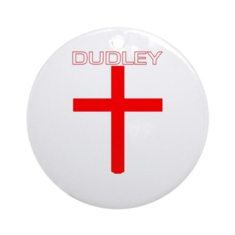 Dudley, England Ornament (Round)