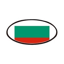 Flag of Bulgaria Patches