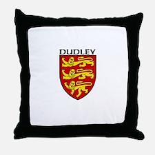 Dudley, England Throw Pillow