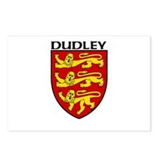 Dudley, England Postcards (Package of 8)