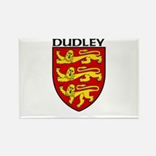 Dudley, England Rectangle Magnet