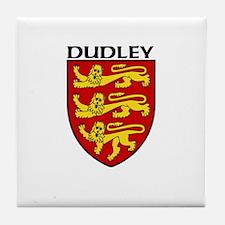 Dudley, England Tile Coaster