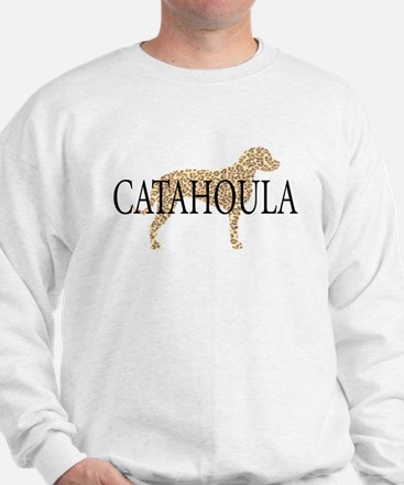 Catahoula Leopard Dogs Sweatshirt