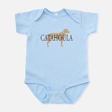 Catahoula Leopard Dogs Infant Bodysuit