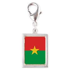 Flag of Burkina Faso Charms