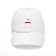 Derby, England Baseball Cap