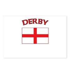Derby, England Postcards (Package of 8)