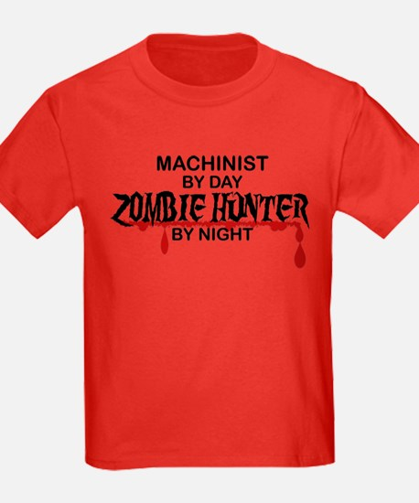 Zombie Hunter - Machinist T