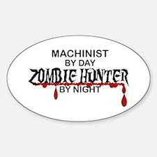 Zombie Hunter - Machinist Decal