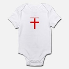 Coventry, England Infant Bodysuit