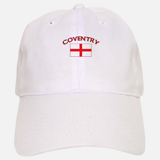 Coventry, England Baseball Baseball Cap