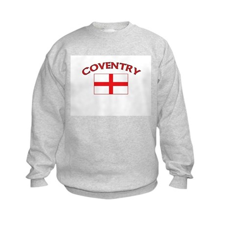 Coventry, England Kids Sweatshirt