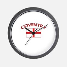 Coventry, England Wall Clock