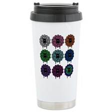 Cute Sheep Travel Mug