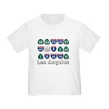 Los Angeles Highways T-Shirt