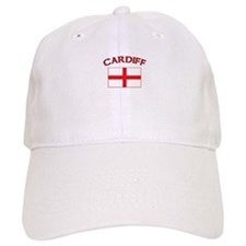 Cardiff, England Baseball Cap