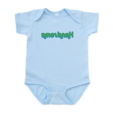 Handsome flipped Infant Bodysuit