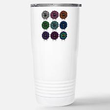 Funny Crochet Travel Mug