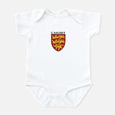 Cardiff, England Infant Bodysuit