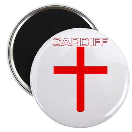 Cardiff, England Magnet