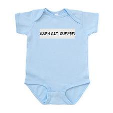 Asphalt Surfer Infant Bodysuit