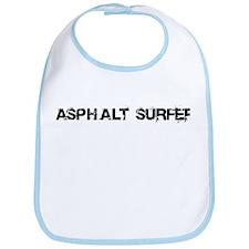 Asphalt Surfer Bib