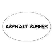 Asphalt Surfer Decal