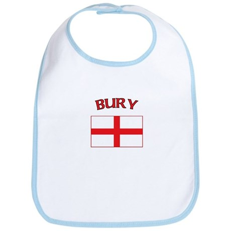 Bury, England Bib