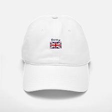 Bury, England Baseball Baseball Cap