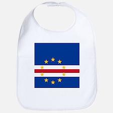 Flag of Cape Verde island country Bib