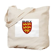 Bury, England Tote Bag