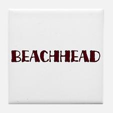 Beachhead Tile Coaster
