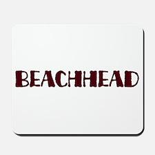 Beachhead Mousepad