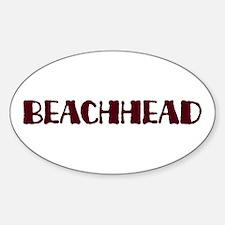 Beachhead Decal