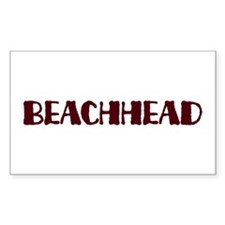 Beachhead Decal