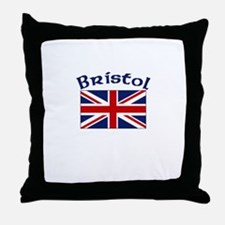 Bristol, England Throw Pillow