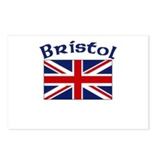 Bristol, England Postcards (Package of 8)