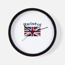 Bristol, England Wall Clock