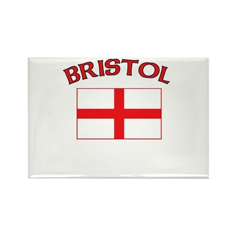 Bristol, England Rectangle Magnet (10 pack)