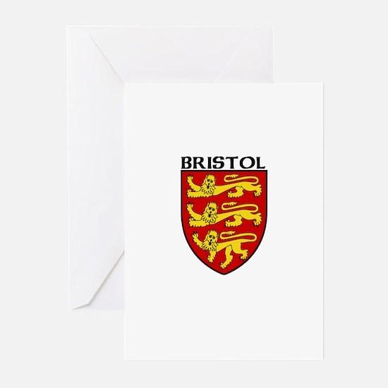 Bristol, England Greeting Cards (Pk of 10)