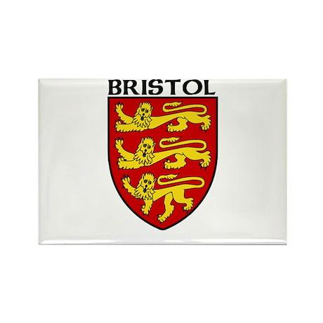Bristol, England Rectangle Magnet (10 pack)